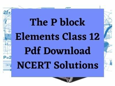 p-block-elements-class-12-notes-pdf-download